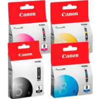 Printer Cartridges for Canon Ink Cartridges