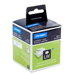 Dymo 99010 SD99010 Address Label - 28mm x 89mm - 260 Labels