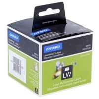 1 x Genuine Dymo LW Multi Purpose Labels 54mm x 70mm - 320 Labels SD99015