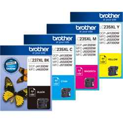 Brother LC-237XL LC-235XL