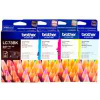 Brother LC-73 LC73 Ink Cartridges