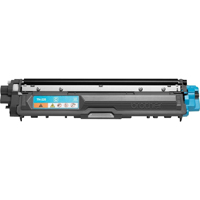 1 x Compatible Brother TN-255C Cyan Toner Cartridge