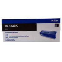 1 x Genuine Brother TN-443BK Black Toner Cartridge High Yield