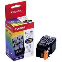 1 x Genuine Canon BC-21E Colour Ink Cartridge