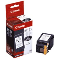 1 x Genuine Canon BC-23 Black Ink Cartridge
