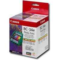 1 x Genuine Canon BC-34E Photo Printhead