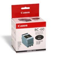 1 x Genuine Canon BC-60 Black Ink Cartridge