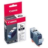 1 x Genuine Canon BCI-3eBK Black Ink Cartridge