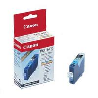 1 x Genuine Canon BCI-3ePC Photo Cyan Ink Cartridge