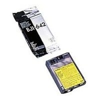 1 x Genuine Canon BJI-642 Black Ink Cartridge