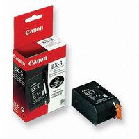 1 x Genuine Canon BX-3 Black Ink Cartridge