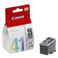 1 x Genuine Canon CL-41 Colour Ink Cartridge