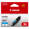 1 x Genuine Canon CLI-681XLC Cyan Ink Cartridge High Yield
