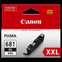 1 x Genuine Canon CLI-681XXLBK Black Ink Cartridge Extra High Yield