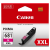 1 x Genuine Canon CLI-681XXLM Magenta Ink Cartridge Extra High Yield