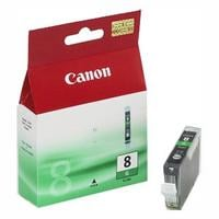 1 x Genuine Canon CLI-8G Green Ink Cartridge