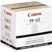 1 x Genuine Canon PF-03 Ink Printhead