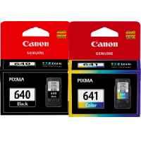 Canon PG-640 CL-641 PG-640XL CL-641XL Ink Cartridges