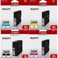 Canon PGI-2600 PGI-2600XL Ink Cartridges