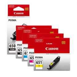 Canon PGI-650 CLI-651