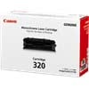 1 x Genuine Canon CART-320BK Toner Cartridge