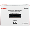 1 x Genuine Canon CART-323BK Black Toner Cartridge