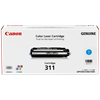 1 x Genuine Canon CART-323C Cyan Toner Cartridge