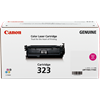 1 x Genuine Canon CART-323M Magenta Toner Cartridge