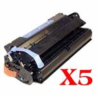 5 x Compatible Canon CART-306 Toner Cartridge