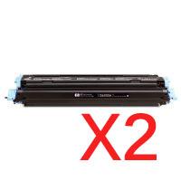 2 x Compatible Canon CART-307BK Black Toner Cartridge
