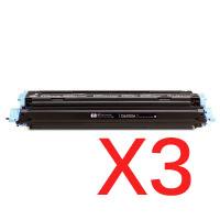 3 x Compatible Canon CART-307BK Black Toner Cartridge