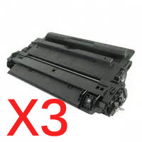 3 x Compatible Canon CART-310II Toner Cartridge High Yield
