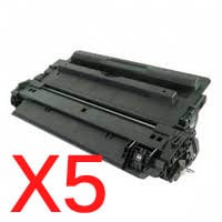5 x Compatible Canon CART-310II Toner Cartridge High Yield