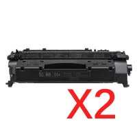 2 x Compatible Canon CART-319II Toner Cartridge High Yield
