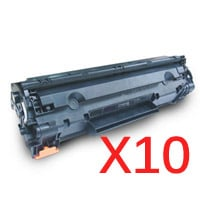 10 x Compatible Canon CART-328 Toner Cartridge