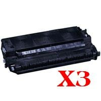 3 x Compatible Canon E-31 Toner Cartridge