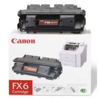 1 x Genuine Canon FX-6 Toner Cartridge
