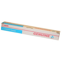 1 x Genuine Canon TG-23C GPR13 Cyan Toner Cartridge