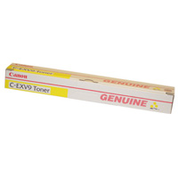1 x Genuine Canon TG-23Y GPR13 Yellow Toner Cartridge