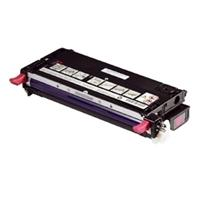 1 x Genuine Dell 3130cn Magenta Toner Cartridge High Yield