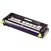 1 x Genuine Dell 3130cn Yellow Toner Cartridge High Yield