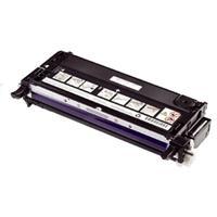 1 x Genuine Dell 3130cn Black Toner Cartridge High Yield