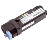 1 x Genuine Dell 1320cn 2130cn 2135cn Black Toner Cartridge Standard Yield