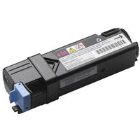1 x Genuine Dell 1320cn 2130cn 2135cn Magenta Toner Cartridge Standard Yield