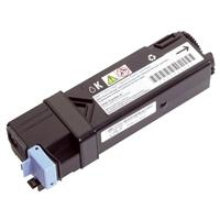 1 x Genuine Dell 2130cn 2135cn Black Toner Cartridge Standard Yield