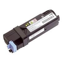 1 x Genuine Dell 2130cn 2135cn Yellow Toner Cartridge Standard Yield