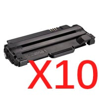 10 x Compatible Dell 1130 1130n 1133 1135n Toner Cartridge