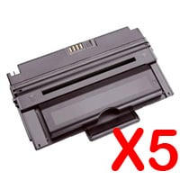 5 x Compatible Dell 2335 2335cn 2335dn Toner Cartridge