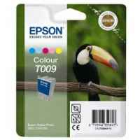 1 x Genuine Epson T009 Colour Ink Cartridge