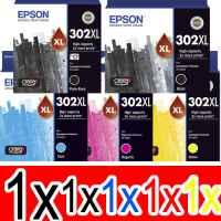 Epson 302 302XL Ink Cartridges